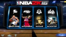 HOW TO DUNK/POSTERIZE IN NBA 2K16 IOS!-BEST NBA 2K16 IOS DUNKING TUTORIAL!!