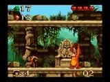 Jungle Book: Beating boss King Louie. SNES vs Sega Genesis/Megadrive