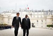 Déclaration conjointe du Président de la République, Emmanuel Macron, et de M. Faustin-Archange Touadera, Président de la République centrafricaine