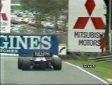 Gran Premio d'Europa 1985: Arrivo