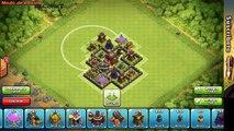 Diseño de Aldea Ayuntamiento 6 para Guerra/Copas con Controlador Aereo | Clash of Clans