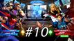 Marvel VS Capcom Infinite Chun-Li Captain Marvel Strider Chris Golpes Especiais