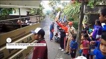 Indonésie : 50 000 habitants évacués par crainte de l'éruption d'un volcan à Bali