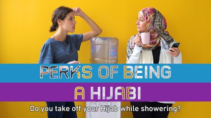 Perks of being a Hijabi