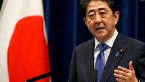 Le Premier ministre japonais Shinzo Abe convoque des élections législatives anticipées