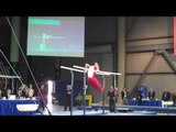 Allan Malone - Parallel Bars - 2010 Winter Cup - Day 1