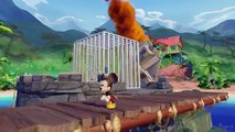 Mickey Mouse Battles Pirates in a Castle with Treasure   Nursery Rhymes and Mickey Fun