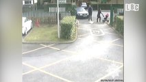 Driver Mows Down Teacher Outside School Gates In Shocking CCTV