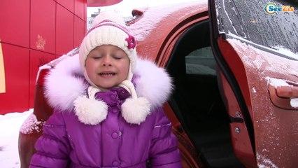 Bad Kids Driving Car ВРЕДНЫЕ ДЕТКИ Ярослава едет в Макдональдс На Машине Видео для детей McDonalds