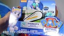 PAW PATROL PATROLLER New Paw Patrol RV Everest & New Paw Patrol Toys Paw Patrol Surprise Video