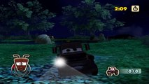 Des voitures fr dans franc camarade basculement tracteur vidéos tracteur espagnol Lightning McQueen jeu fait peur macuin