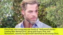 Chris Pratt Took A 'Which Hollywood Chris Are You?' Quiz | News Flash | Entertainment Weekly