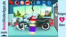 Meine kleine Waschstrasse - Spiel App für Kinder, iPad iPhone