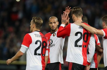 20-09-2017 Samenvatting Feyenoord - ADO Den Haag
