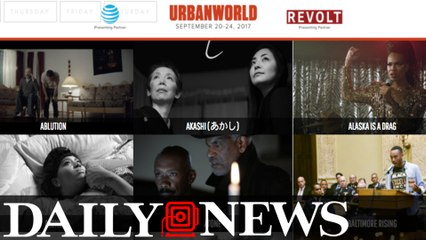 Everyone has a voice at Urban World Film Fest 2017