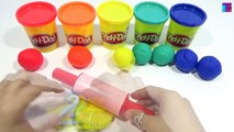 Colorful Play Doh Numbers ► Learn Counting Real Numbers ► Count 21-30 by Kids Toys and Crafts