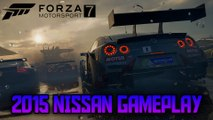 Forza Motorsport 7 - 2015 Nissan #23 Nismo Motul Autech GT-R Gameplay
