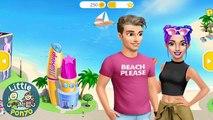 Fun Girls Care - Fun Party Beach Kids Games & Learn Colors | Hannahs Summer Crush Games For Kids