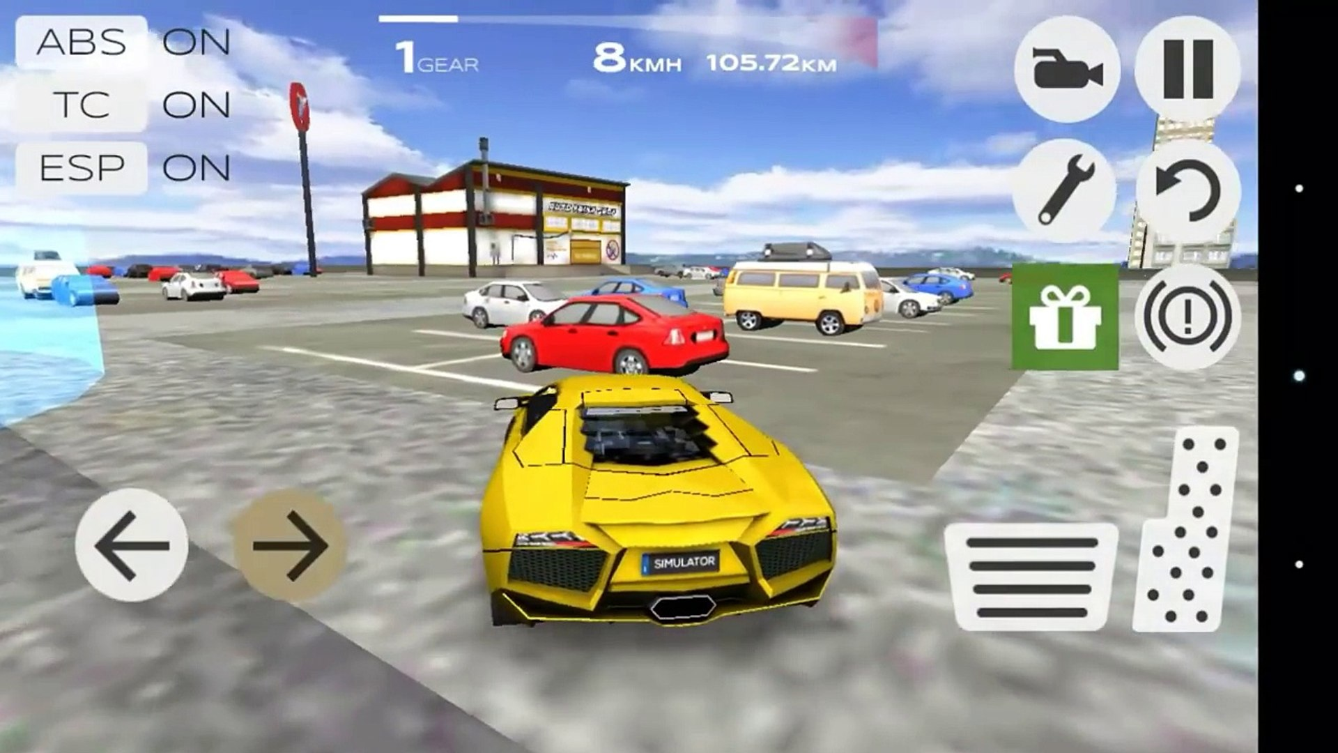 3 Glitches In Extreme Car Driving Simulator