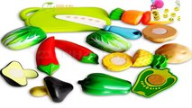 Of fruits and vegetables with toy Cutting Fruits Velcro Cooking Kids fruits and vegetables names.