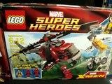 LEGO Deadpool Chopper Showdown 6866 Lego Super Heroes Marvel