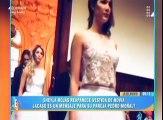 Sheyla Rojas luce vestido de novia y manda indirecta a Pedro Moral
