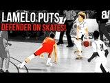 LaMelo Ball DROPS Defender! 8 Threes VS Mater Dei FULL HIGHLIGHTS V Mater Dei
