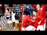 Bol Bol Leads Mater Dei To The Next Round! Mater Dei VS Westchester State Playoffs FIRST ROUND