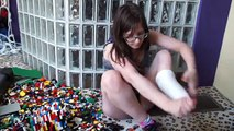AmputeeOT: My Legoleg - amputee prosthetic leg made with Lego bricks (legos)