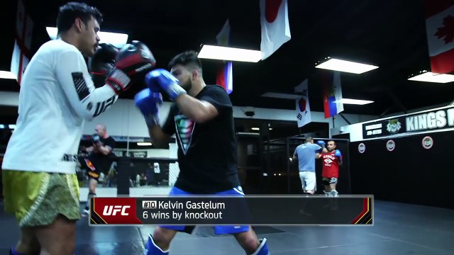 Kelvin Gastelum wants a first-round win vs. Vitor Belfort | UFC ON FOX