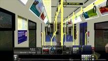 RailWorks 3 Train Simulator new Nice Tram Good Route Tram 2546 Croydon Tramlink