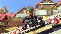 Mario Kart 8 Month - Impromptu Iwata Tribute (9 Iwata Miis At The Same Time)