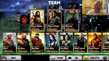 WWE Immortals #47 - 2nd Paige Acquired!! Gold Pack Open!!