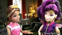 Descendants Mal is Missing - Part 4 - Mal and Genie Magic Descendants Disney