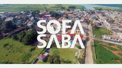 Sofa Saba - Pas bouger