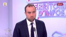 Sénatoriales : « La droite qui a gagné, c'est la droite de Larcher, pas celle de Wauquiez », note Lecornu