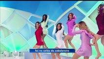 pss bailarinas 28/ 02/2016 + Bônus Bailarina Flavinha dançando com Dynho HD