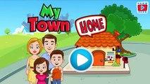 MY TOWN: HOME DOLLHOUSE Deutsch - Spiel für Android & iOS - Spiel mit mir Apps und Games