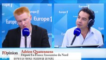Wauquiez prêt à faire alliance avec des élus du FN ? «Ça me paraît évident», répond Thierry Solère