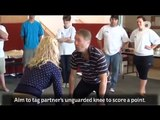 Awesome Group Energiser & Tag - Knee Tag