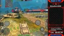 WoT Blitz Мастер на COMET - World of Tanks Blitz COMET (M)