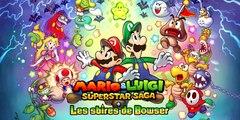 Mario & Luigi : Superstar Saga + Les sbires de Bowser - Bande-annonce de lancement