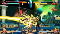 Dragon Ball Fighter Z - All Character Transformations & Ultimate Attacks DEMO