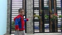[NUNCHAKU KID] Cậu bé 7 tuổi đánh song côn nhị khúc. Nunchaku shop. #Nunchaku club. nhóc Gia Huy