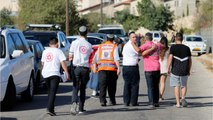 Three Israelis Killed In Terror Attack On Jewish Town