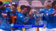 2-0 Pio Schiavi Goal UEFA Youth League  Group F - 26.09.2017 Napoli Youth 2-0 Feyenoord Youth