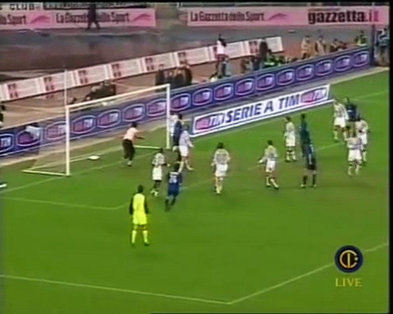 Juventus Vs Inter 1 3 29 11 2003 Video Dailymotion