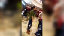 Une mère bat son enfant dans un centre commercial, les images chocs ! (Vidéo)