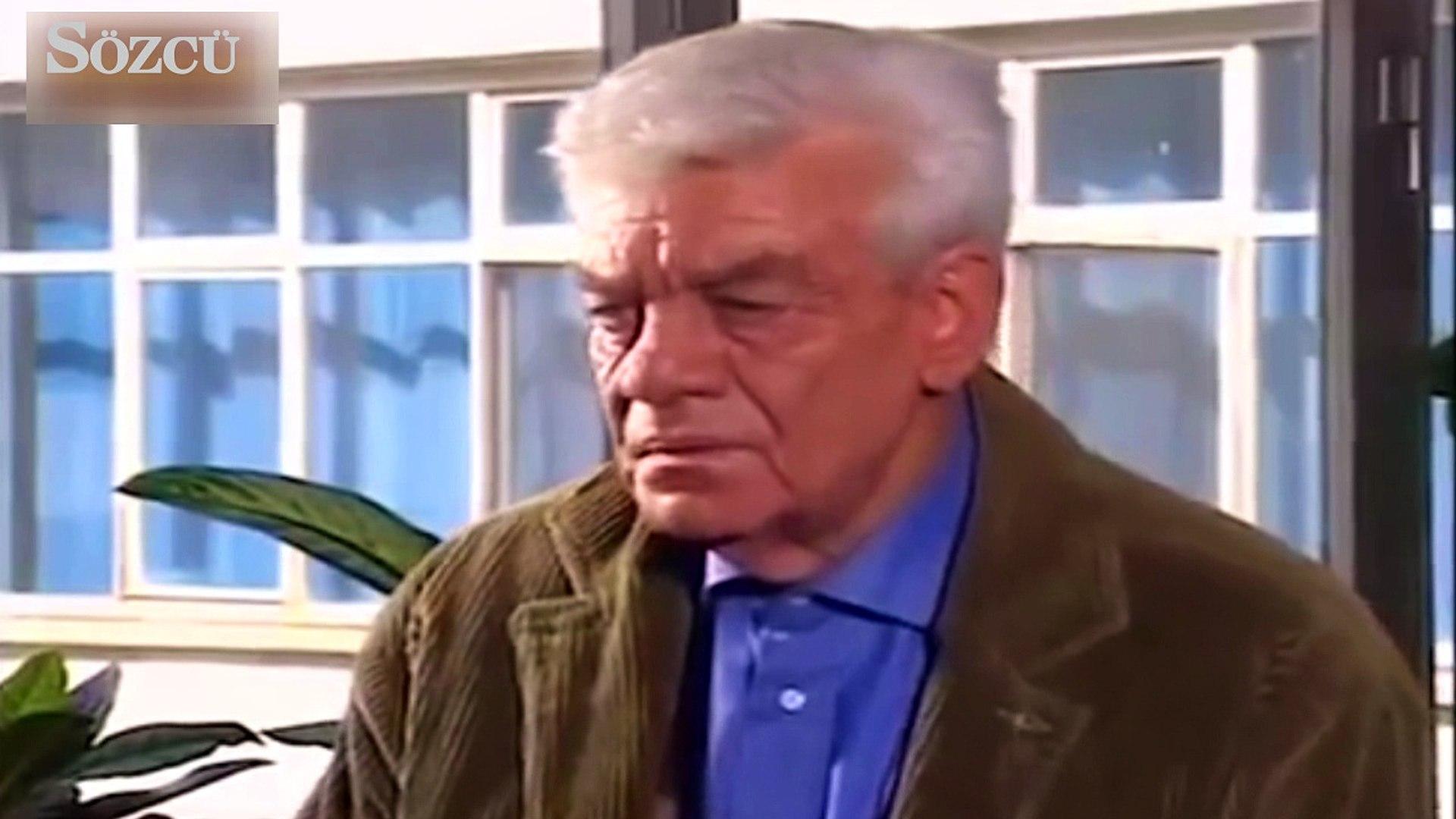Bakan Fakıbaba'nın 20 yıl önce oynadığı diziden görüntüleri ortaya çıktı