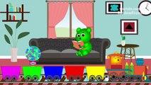 Mega Gummy Bear Electric Shock Scary Weather Funny Cartoon Finger Family Nursery Rhymes